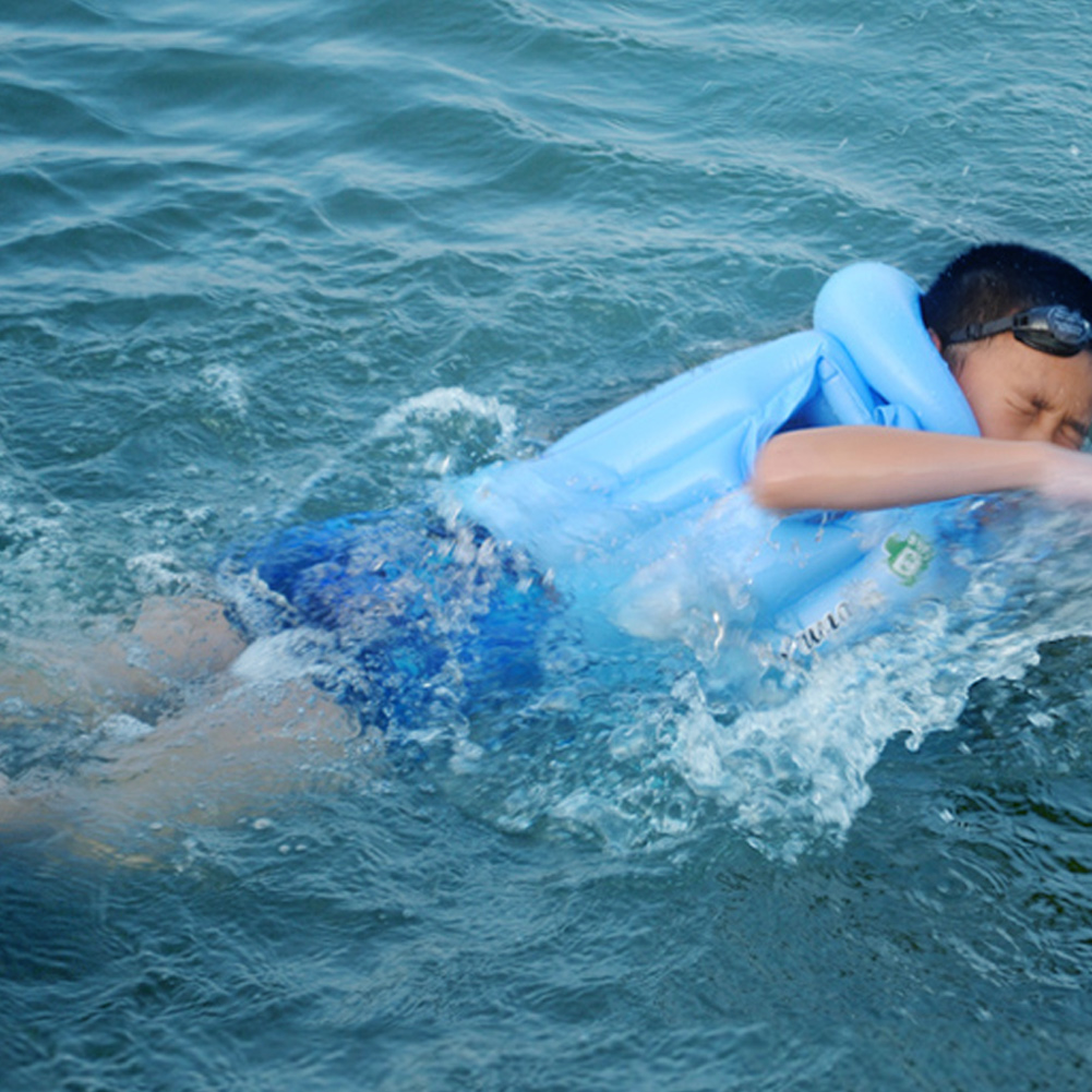 Children-Kids-Inflatable-Floating-Life-Swim-Vest-Swimming-Pool-Safety-Jacket-SP thumbnail 20