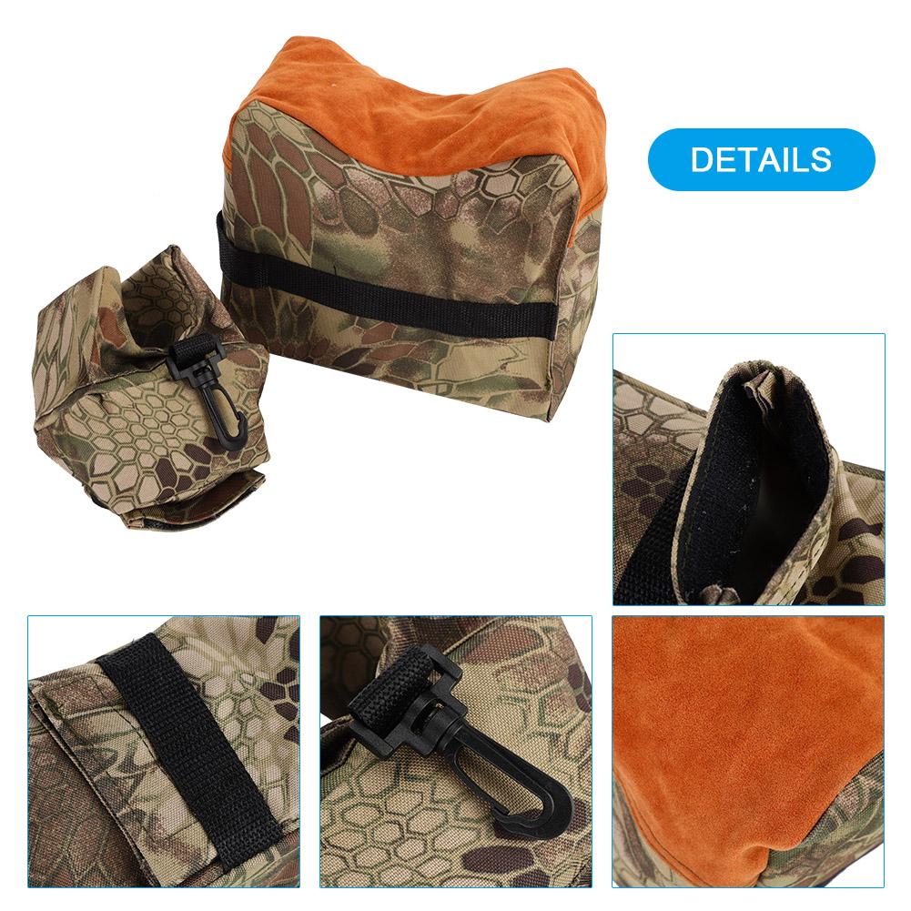 Shooting Range Sand Bag Set Gun Bench