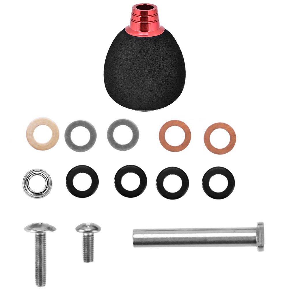 Metal-Fishing-Reel-Handle-Ball-Knob-Replacement-Parts-For-Spinning-Fishing-New-w