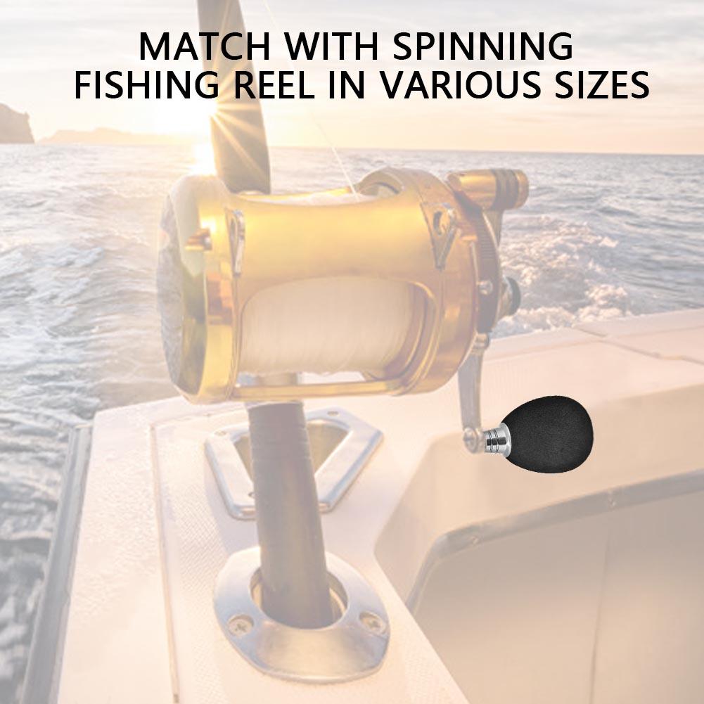 Fishing-Handle-Reel-Ball-Knob-Replacement-Baitcasting-Accessory-Aluminum-Alloy-S thumbnail 16