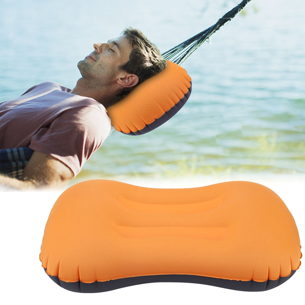 Outdoor-Inflatable-Camping-Pillow-for-Travel-Hiking-Backpacking-Fishing-Hunting thumbnail 14