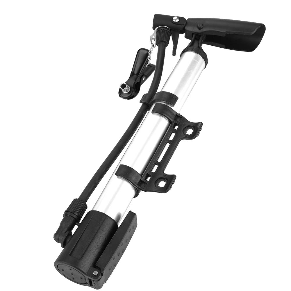 Mini-Bicycle-Pump-Portable-Hand-Pressure-Air-Tire-Inflator-Mountain-Bike-Cycling miniature 20