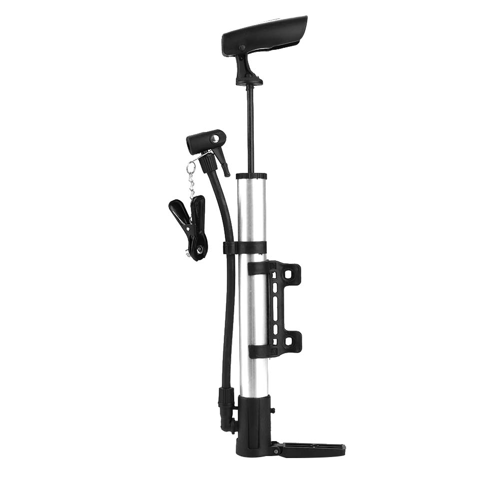 Mini-Bicycle-Pump-Portable-Hand-Pressure-Air-Tire-Inflator-Mountain-Bike-Cycling miniature 21