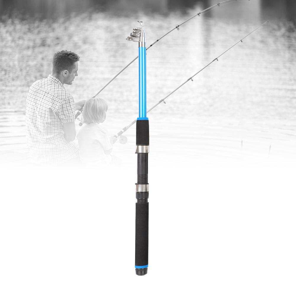 Outdoor-Mini-Glass-Fiber-Telescopic-Fishing-Pole-Ultra-light-Fishing-Rod-Durable thumbnail 14