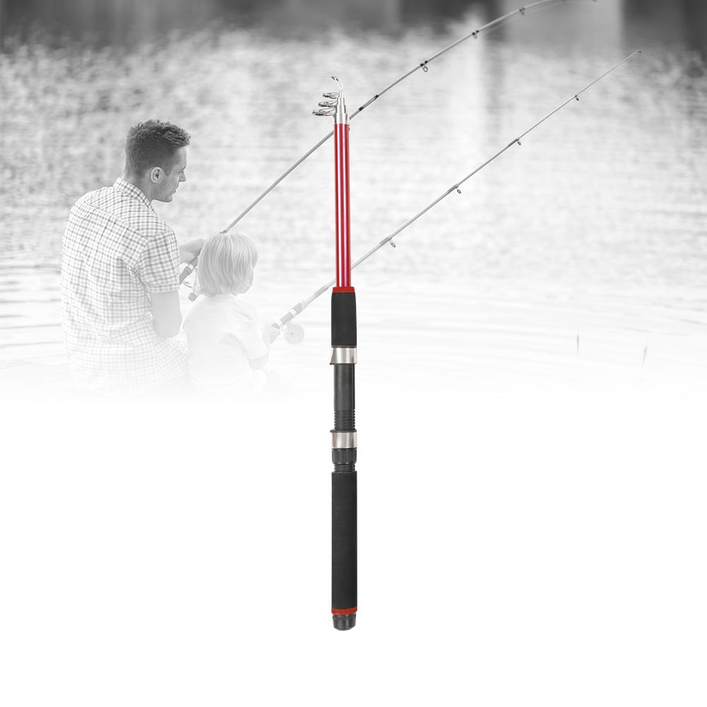 Outdoor-Mini-Glass-Fiber-Telescopic-Fishing-Pole-Ultra-light-Fishing-Rod-Durable thumbnail 25