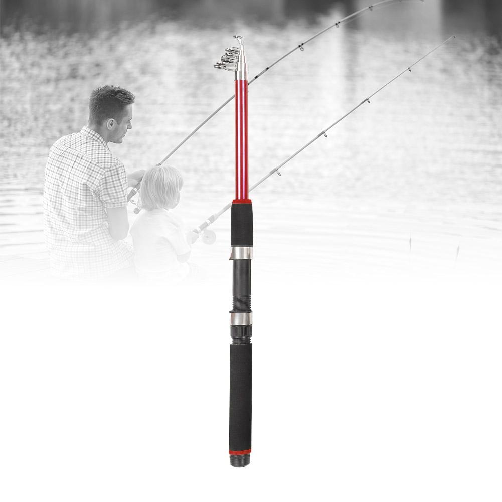 Outdoor-Mini-Glass-Fiber-Telescopic-Fishing-Pole-Ultra-light-Fishing-Rod-Durable thumbnail 28