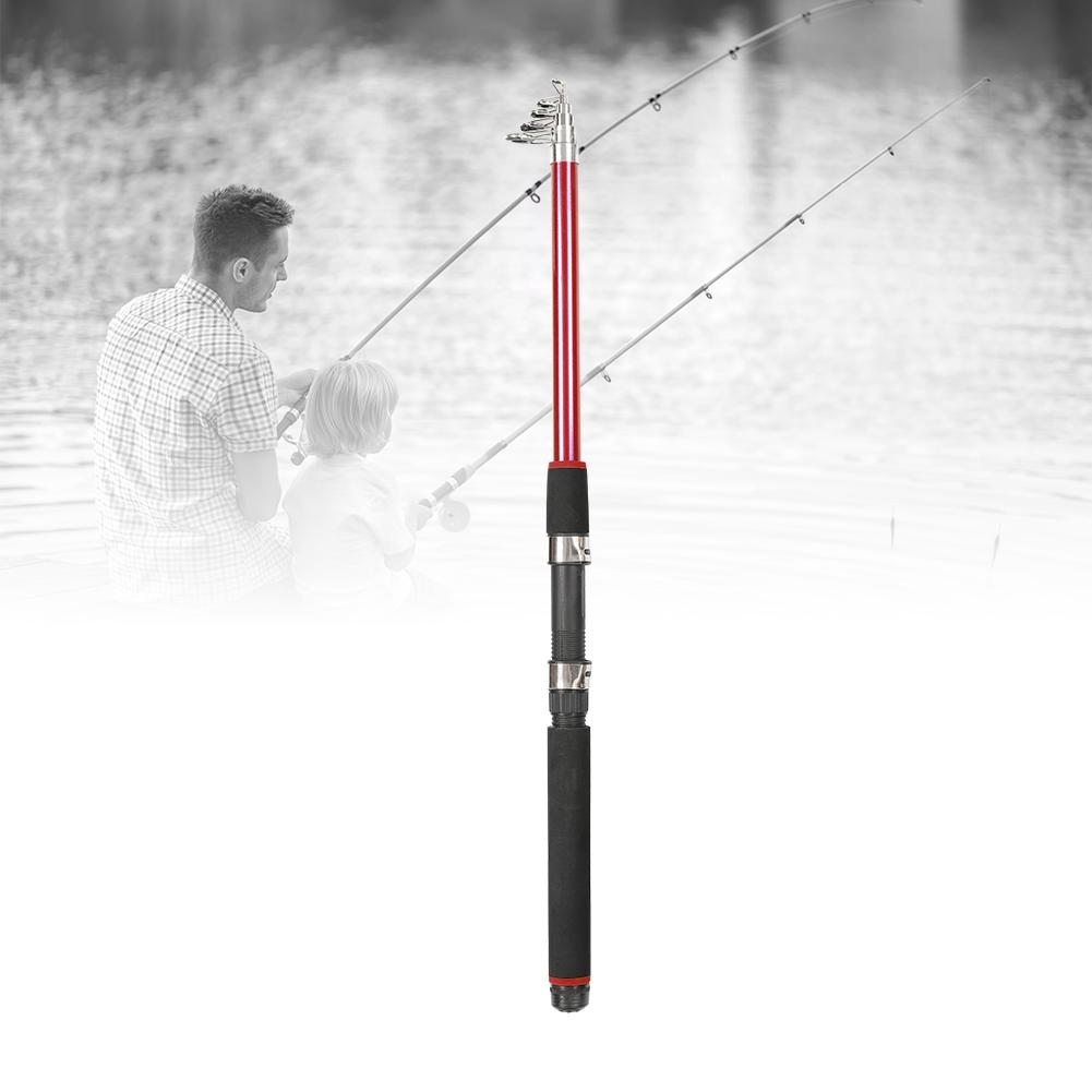 Outdoor-Mini-Glass-Fiber-Telescopic-Fishing-Pole-Ultra-light-Fishing-Rod-Durable thumbnail 31