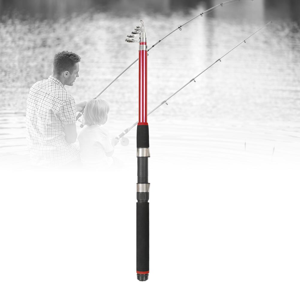 Outdoor-Mini-Glass-Fiber-Telescopic-Fishing-Pole-Ultra-light-Fishing-Rod-Durable thumbnail 34