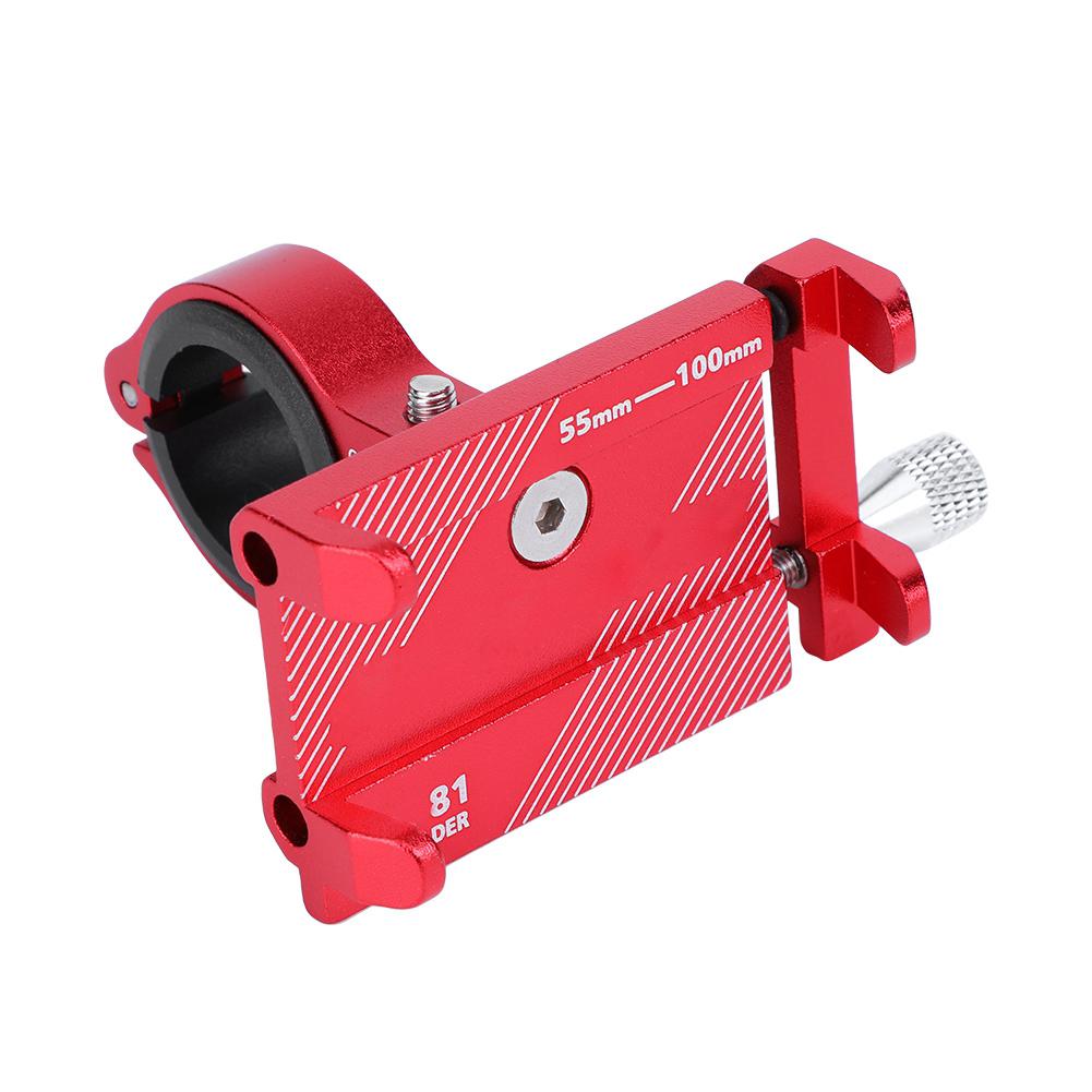 GUB-Aluminum-Alloy-Bike-Bicycle-Handle-Phone-Mount-Handlebar-Holder-Extender-SA thumbnail 14