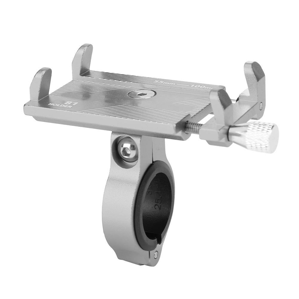 GUB-Aluminum-Alloy-Bike-Bicycle-Handle-Phone-Mount-Handlebar-Holder-Extender-SA thumbnail 20