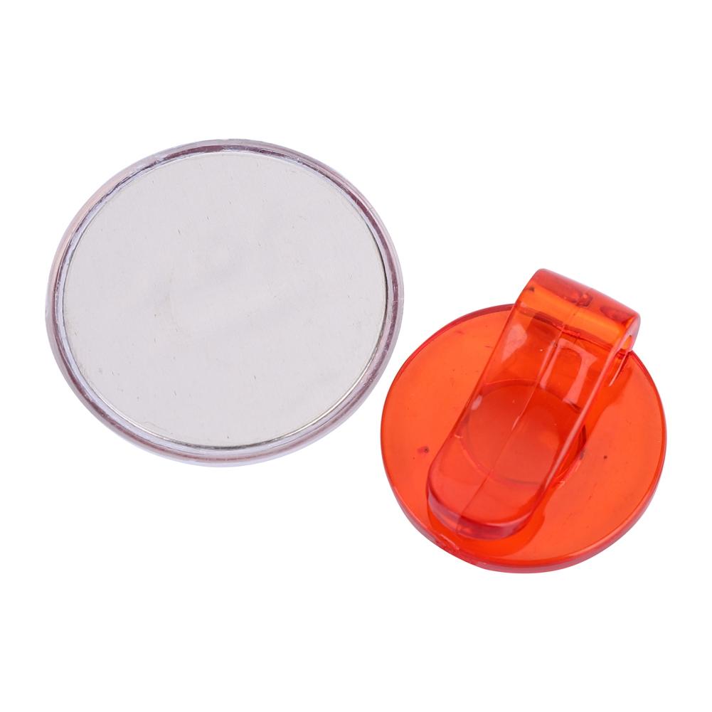 Durable-Plastic-Golf-Hat-Cap-Clip-Detachable-Magnetic-Ball-Marker-Aiming-Tool thumbnail 25