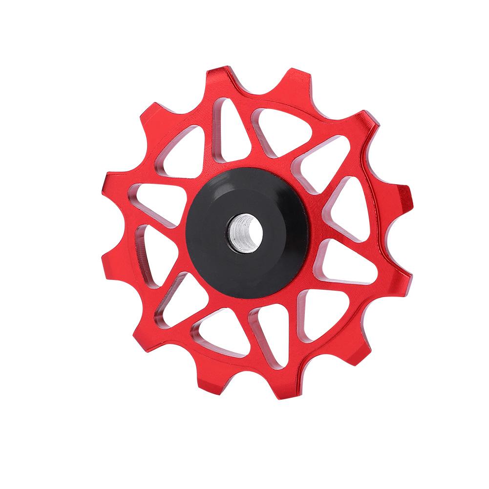 12T-Bike-Rear-Derailleur-Solid-Pulley-Bearing-Jockey-Wheel-for-8-9-10-11-Speed thumbnail 15