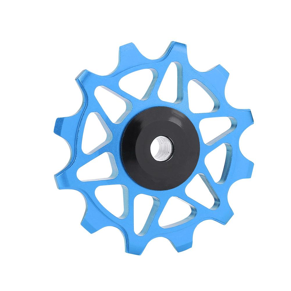 12T-Bike-Rear-Derailleur-Solid-Pulley-Bearing-Jockey-Wheel-for-8-9-10-11-Speed thumbnail 19