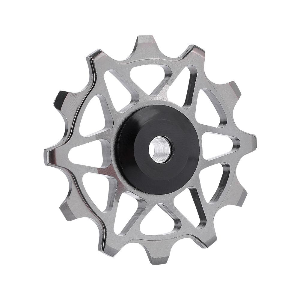 12T-Bike-Rear-Derailleur-Solid-Pulley-Bearing-Jockey-Wheel-for-8-9-10-11-Speed thumbnail 22