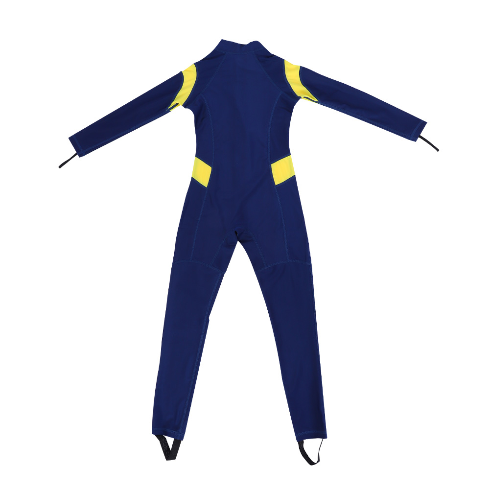 Kids-Scuba-Diving-Suit-One-piece-Snorkeling-Wetsuit-Long-Sleeve-Surf-Swimwear thumbnail 20