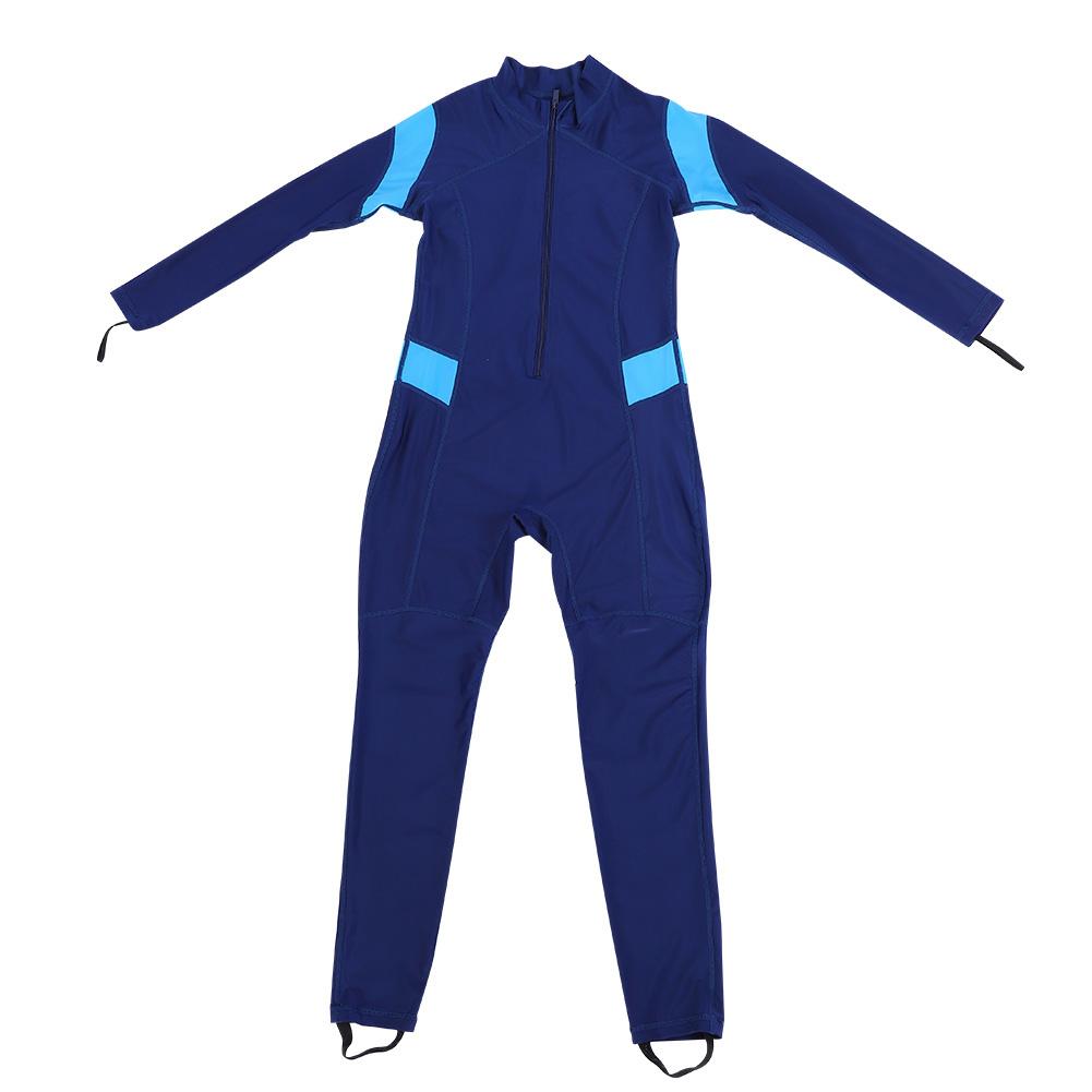 Kids-Scuba-Diving-Suit-One-piece-Snorkeling-Wetsuit-Long-Sleeve-Surf-Swimwear thumbnail 38