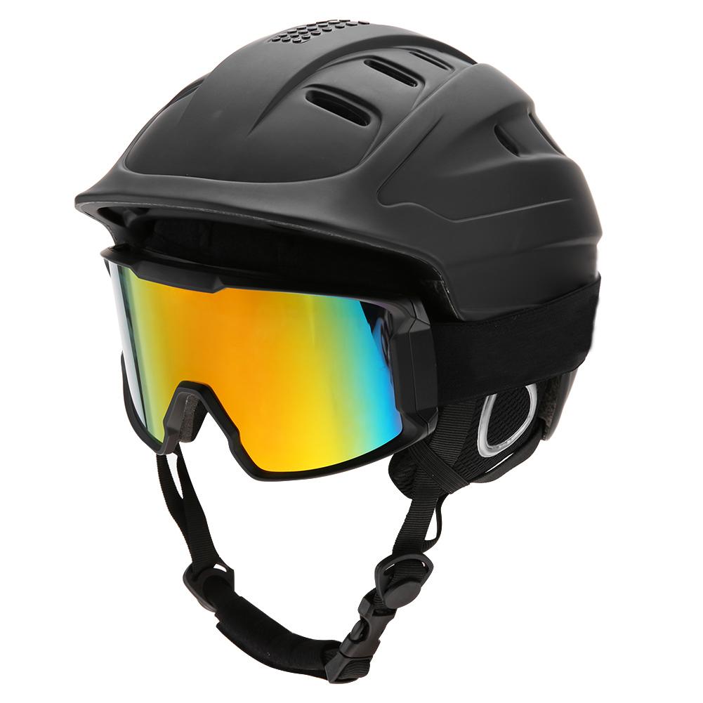 GUB-Lightweight-Ski-Snowboard-Helmet-Men-Women-with-Anti-Froging-Goggles-Set thumbnail 68