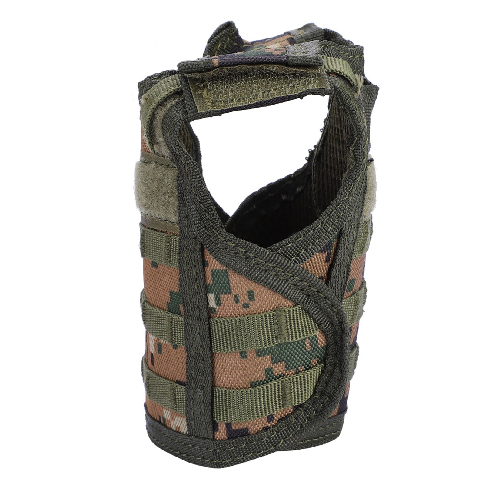 Mini-Military-Tactic-Beer-Water-Bottle-Can-Vest-Carrier-Holder-Beverage-Cover thumbnail 30