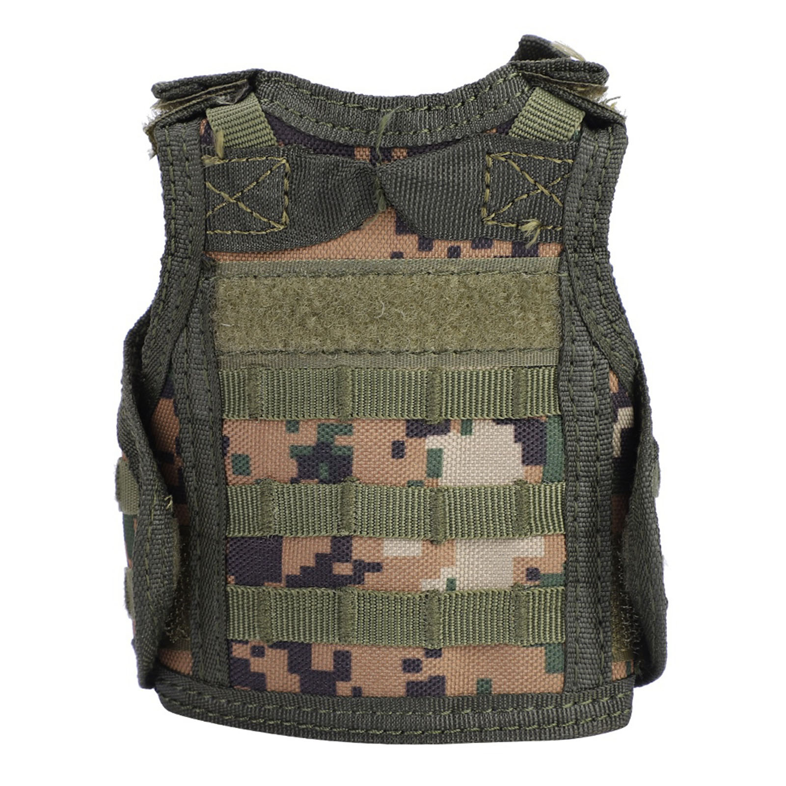 Mini-Military-Tactic-Beer-Water-Bottle-Can-Vest-Carrier-Holder-Beverage-Cover thumbnail 31