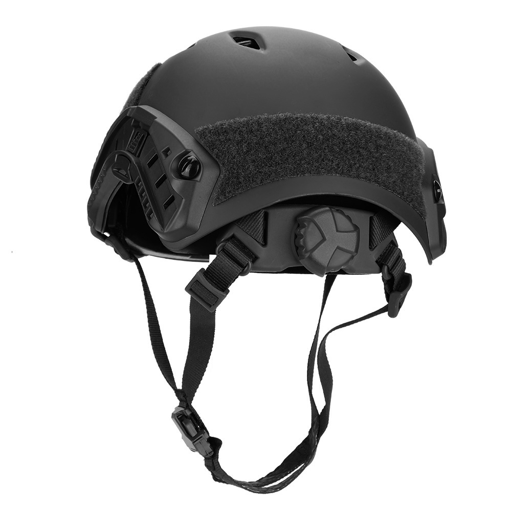 Military-Tactical-Protective-Fast-Helmet-Airsoft-Paintball-Riding-Duty-Headwear thumbnail 14