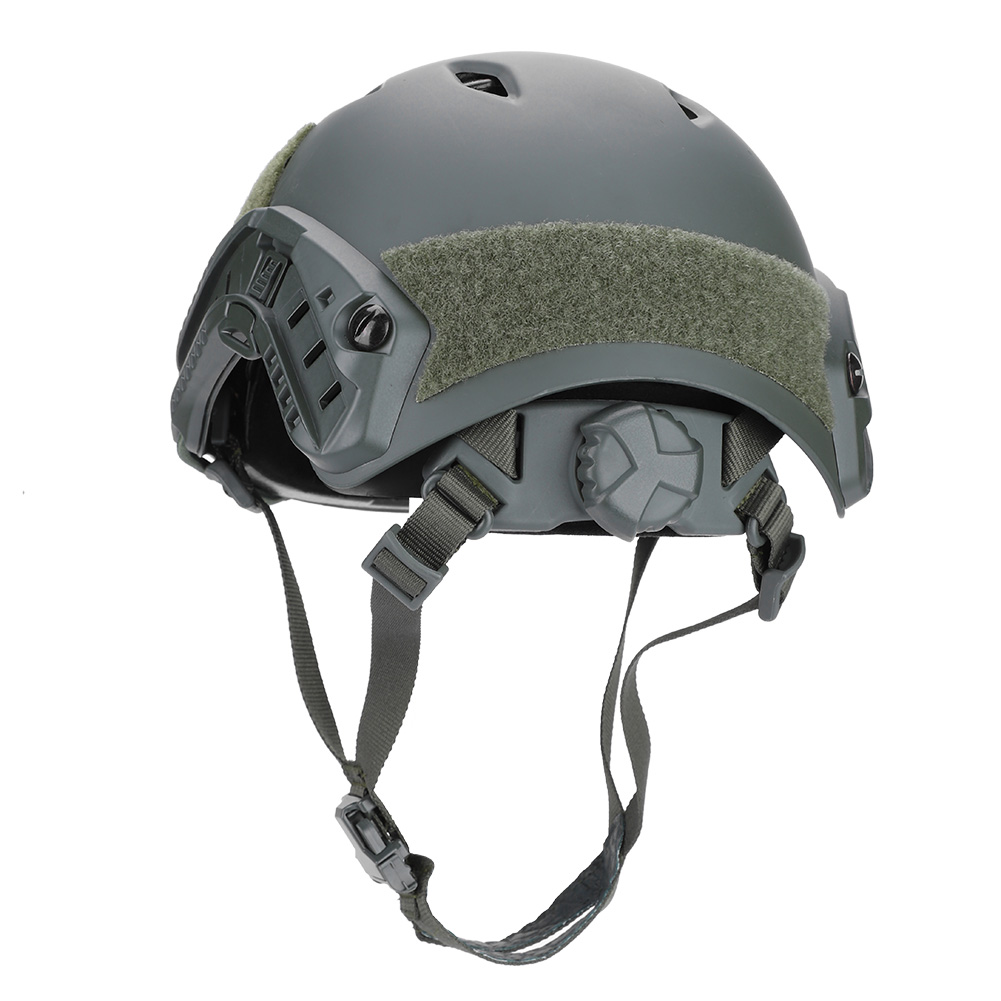 Military-Tactical-Protective-Fast-Helmet-Airsoft-Paintball-Riding-Duty-Headwear thumbnail 18