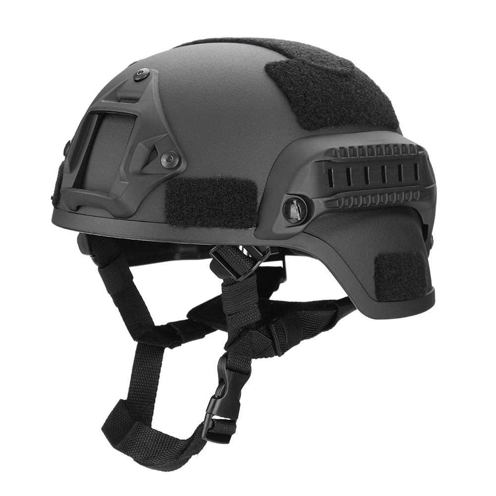Military-Tactical-Protective-Fast-Helmet-Airsoft-Paintball-Riding-Duty-Headwear thumbnail 20