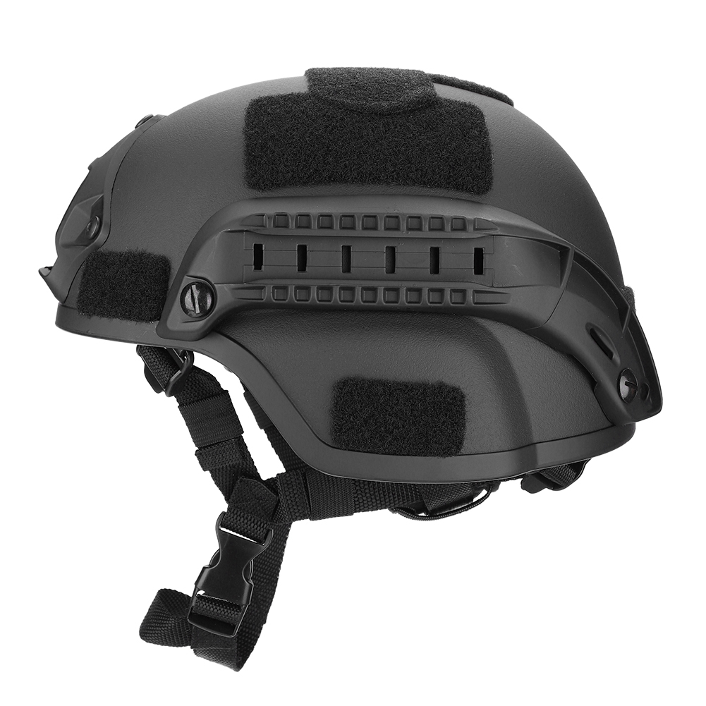 Military-Tactical-Protective-Fast-Helmet-Airsoft-Paintball-Riding-Duty-Headwear thumbnail 21