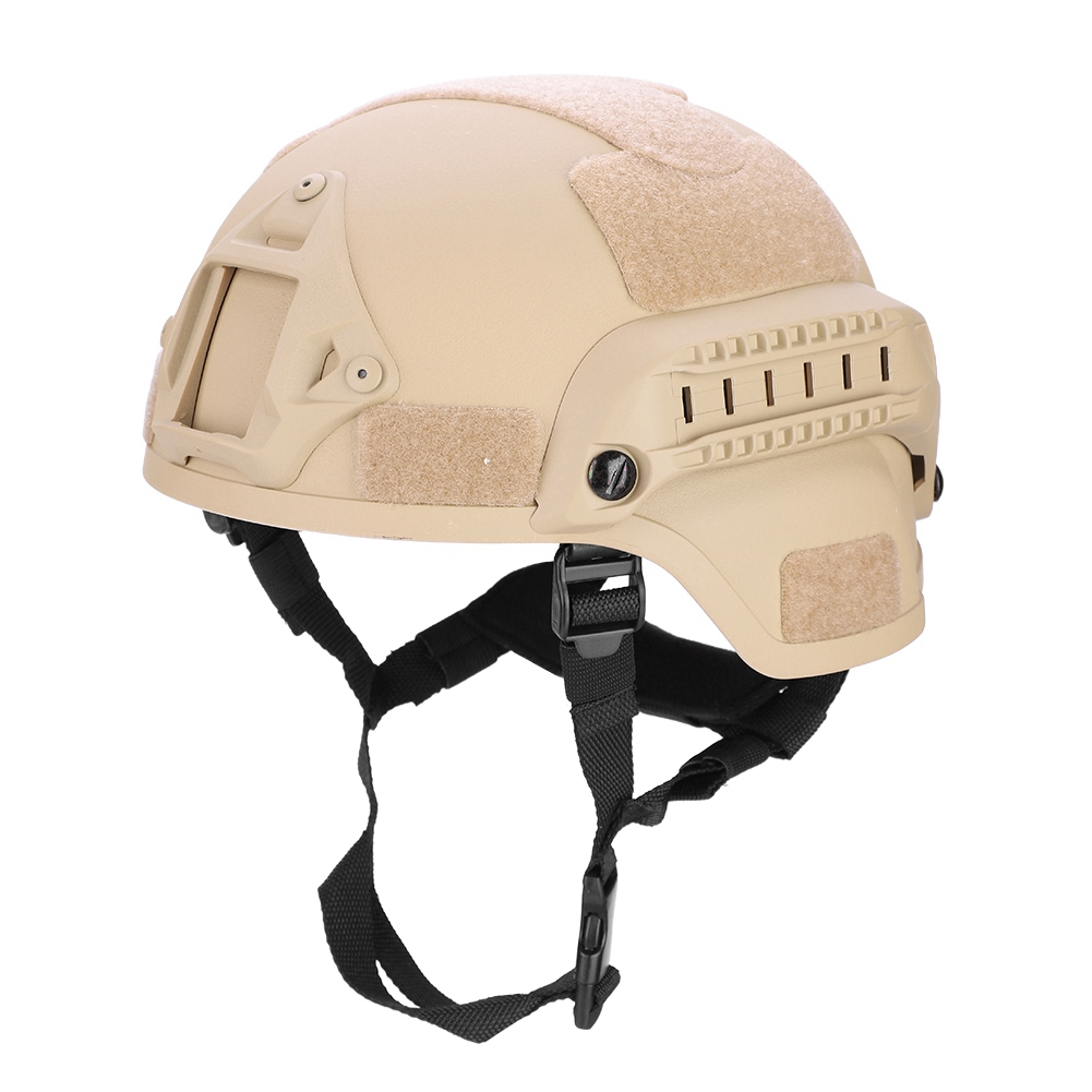 Military-Tactical-Protective-Fast-Helmet-Airsoft-Paintball-Riding-Duty-Headwear thumbnail 23