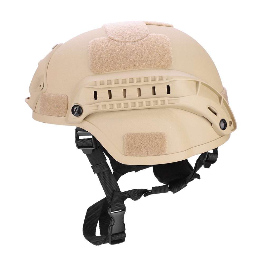 Military-Tactical-Protective-Fast-Helmet-Airsoft-Paintball-Riding-Duty-Headwear thumbnail 24