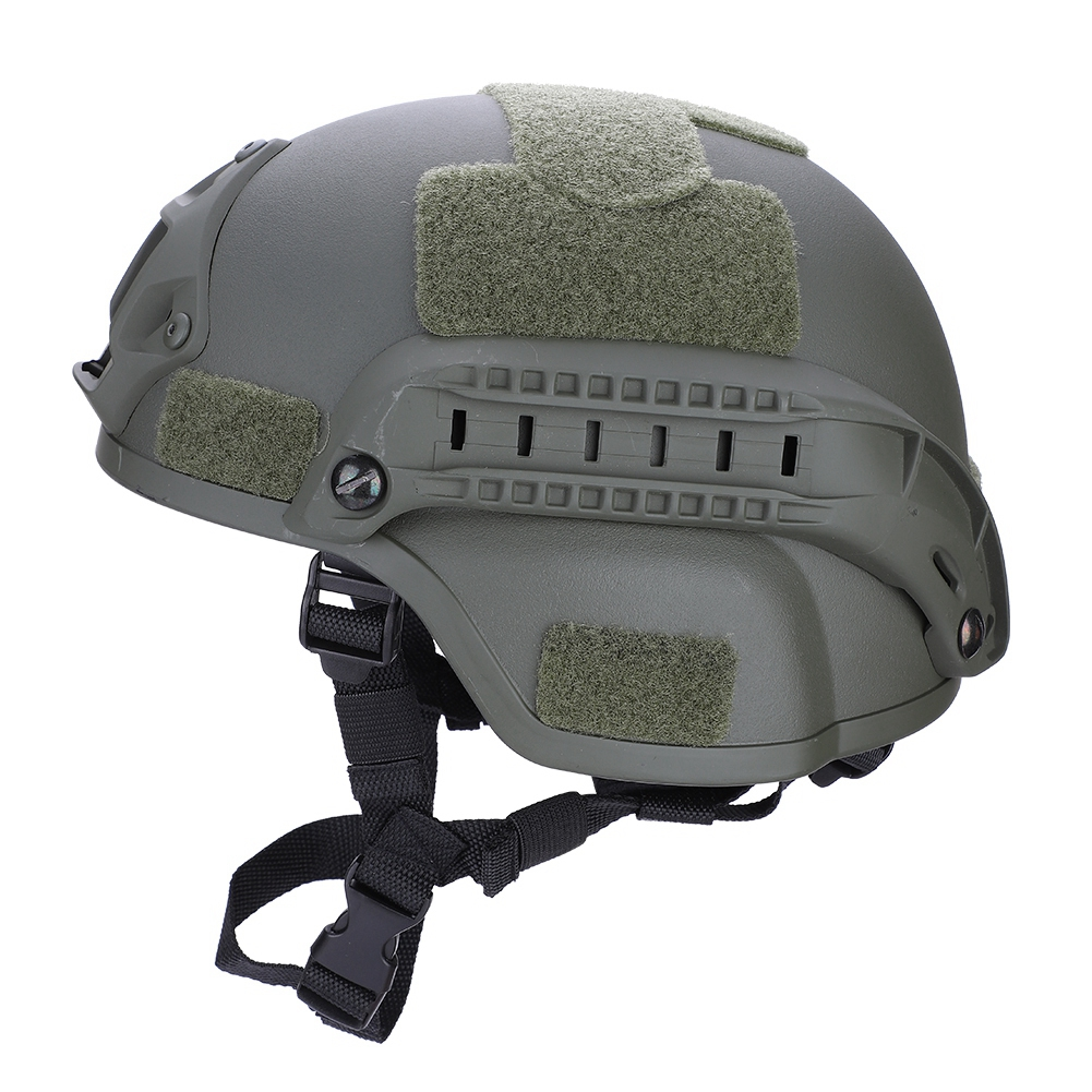 Military-Tactical-Protective-Fast-Helmet-Airsoft-Paintball-Riding-Duty-Headwear thumbnail 27