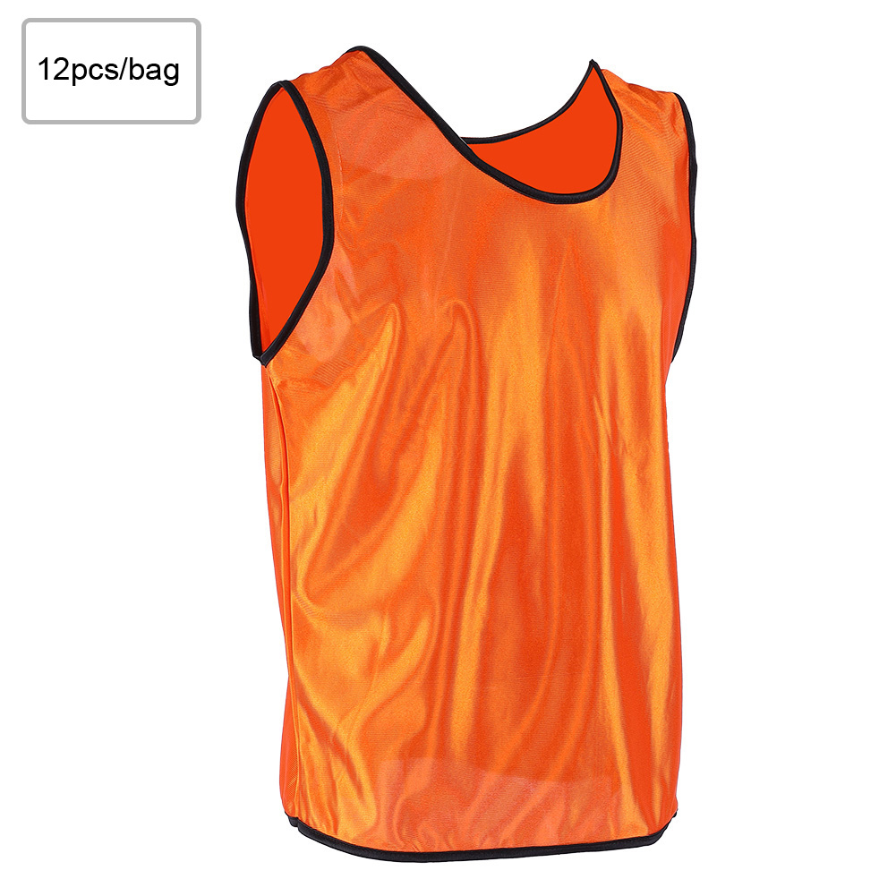 f30c09244d33 12 SCRIMMAGE VESTS SOCCER BASKETBALL FOOTBALL CHILD YOUTH ADULT ...