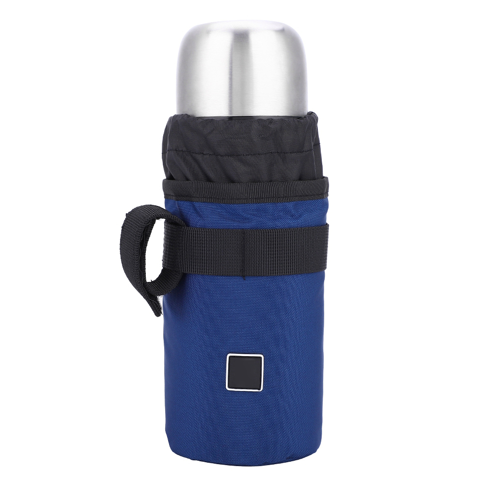 Bicycle-Water-Bottle-Holder-Pouch-Road-Bike-Cycling-Insulated-Kettle-Bag-Cage thumbnail 11
