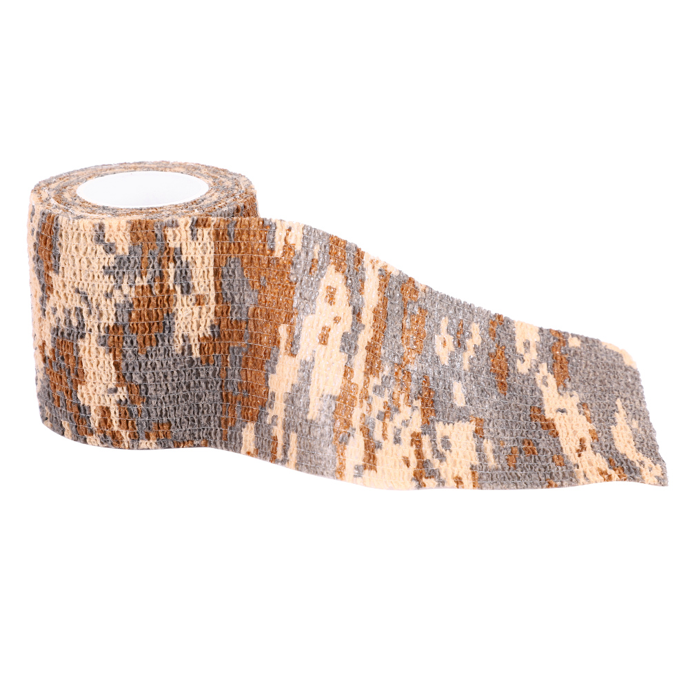 Tactic-Self-adhesive-Camouflage-Wrap-Rifle-Hunting-Camo-Stealth-Tape-Non-woven thumbnail 16