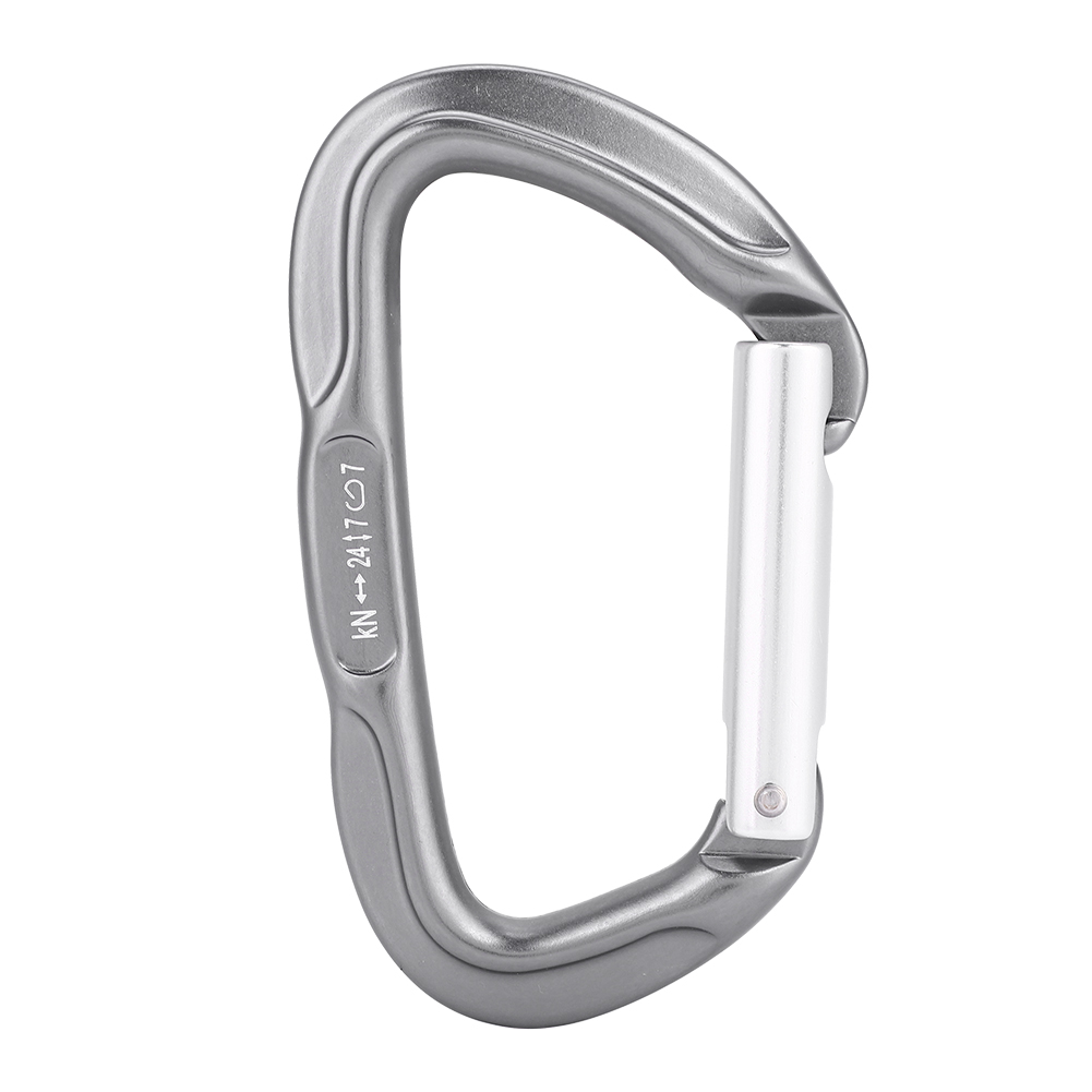 28KN-Ideal-Aluminum-Carabiner-D-Ring-Key-Chain-Keychain-Clip-Hook-Outdoor-Buckle thumbnail 14