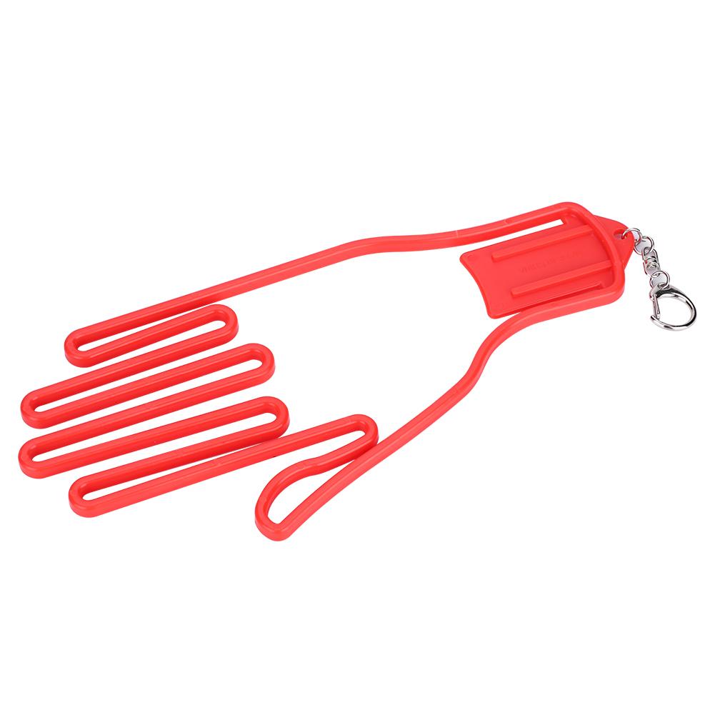 Plastic-Sports-Golfer-Tool-Gear-Golf-Gloves-Holder-