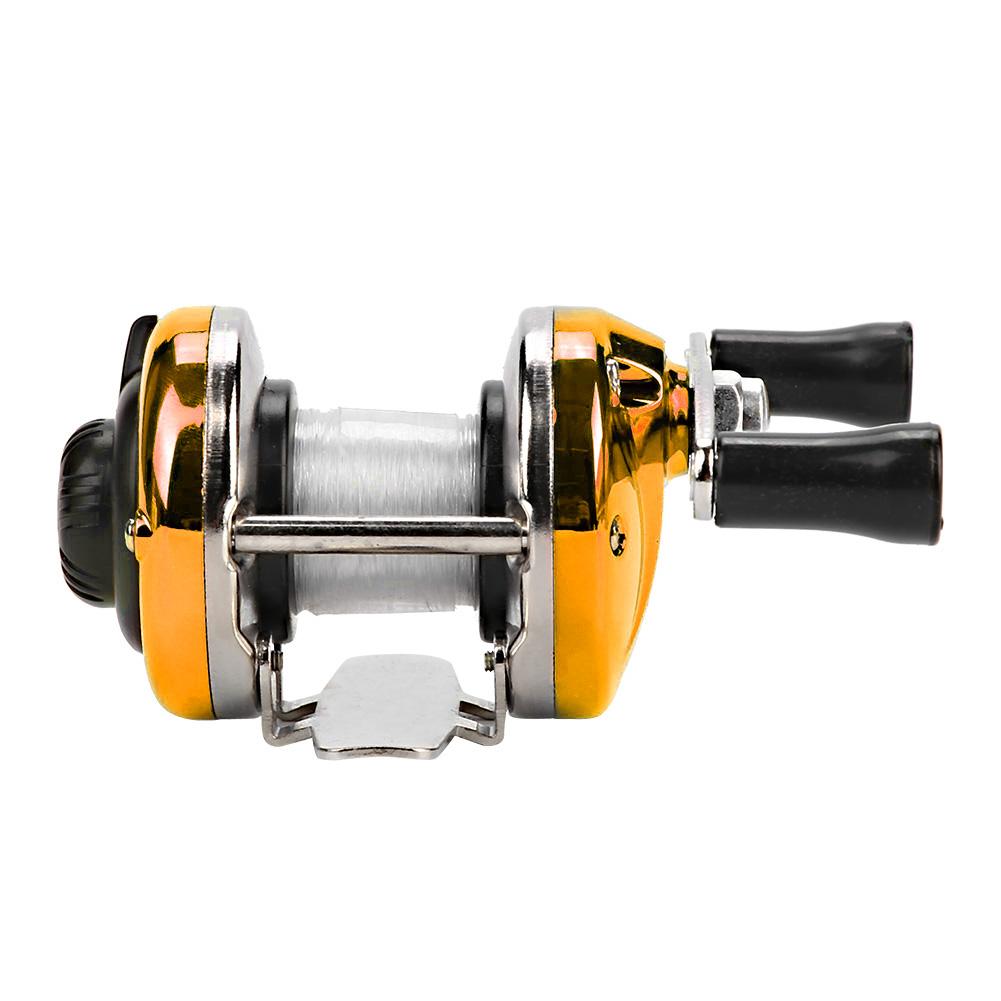 Ice-Fishing-Reel-Fly-Reels-Mini-Portable-Smooth-Winter-Raft-Fishing-Tackle-Reel thumbnail 13