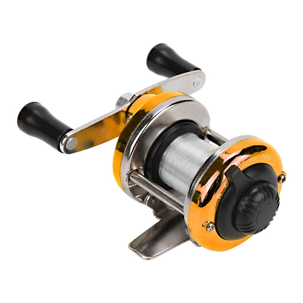Ice-Fishing-Reel-Fly-Reels-Mini-Portable-Smooth-Winter-Raft-Fishing-Tackle-Reel thumbnail 14
