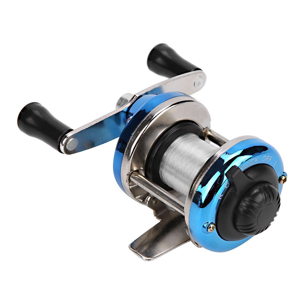 Ice-Fishing-Reel-Fly-Reels-Mini-Portable-Smooth-Winter-Raft-Fishing-Tackle-Reel thumbnail 17