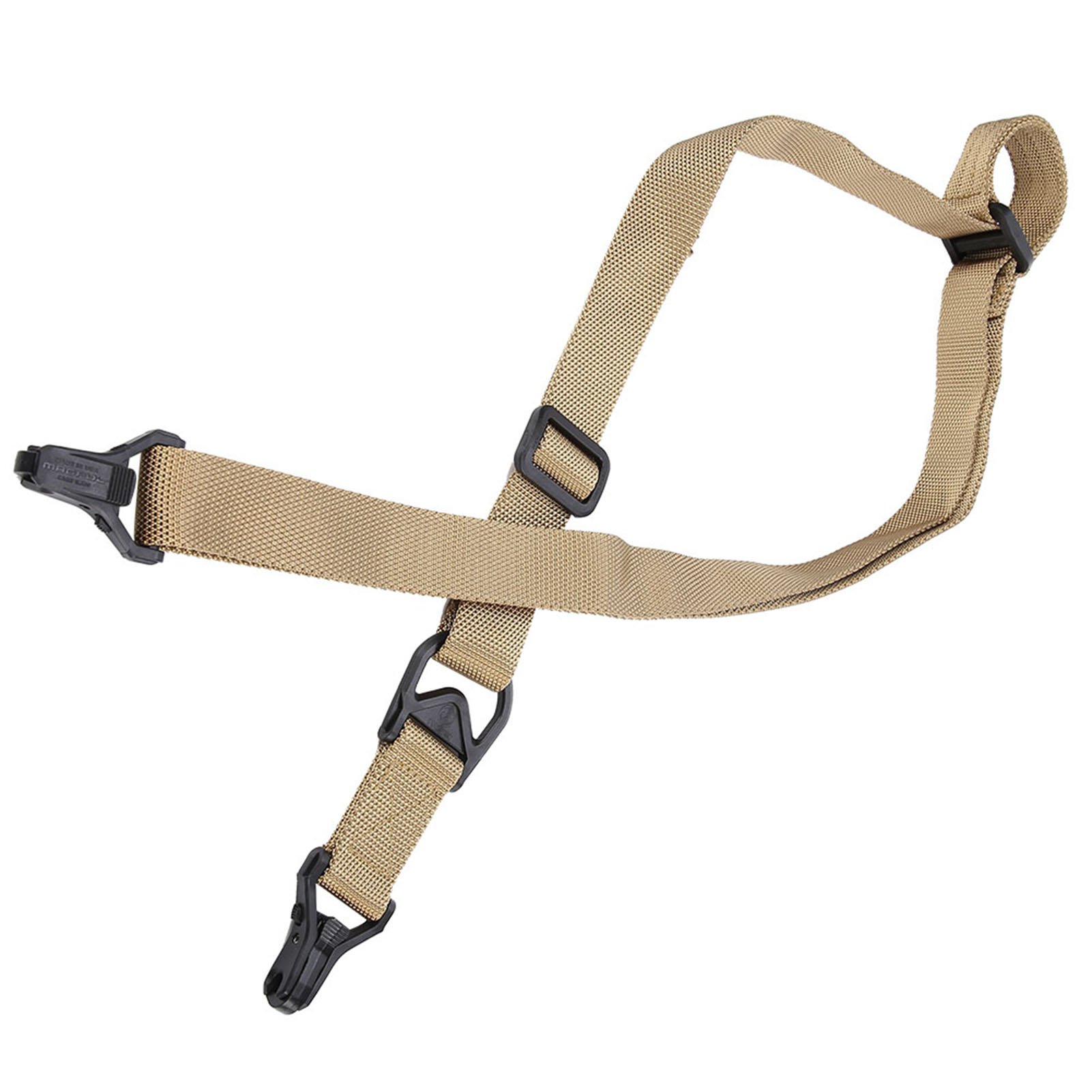 Tactical-1-2-Point-Rifle-Sling-System-Strap-Hunting-Bungee-Quick-Release-Detach thumbnail 14
