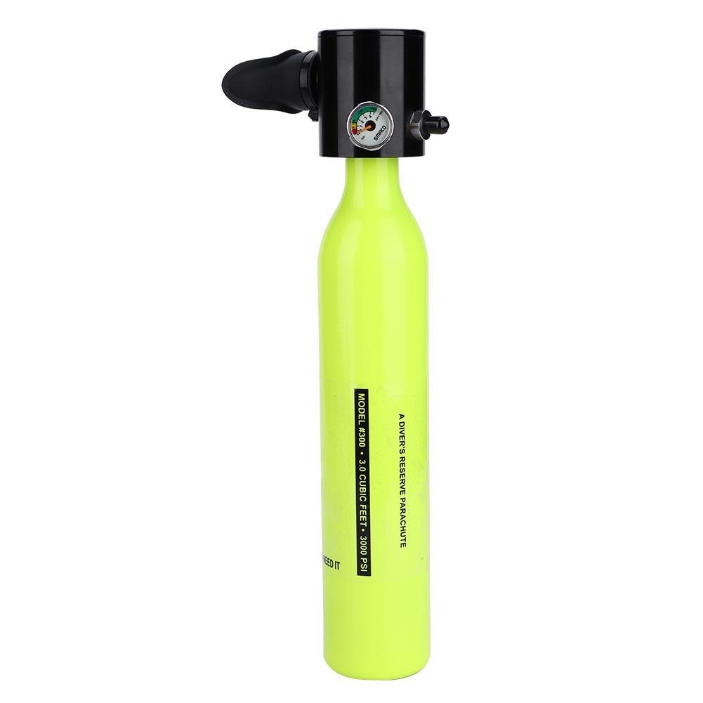 Respirator-Oxygen-Cylinder-Tank-Manual-High-Pressure-Air-Pump-Diving-Equipment thumbnail 20