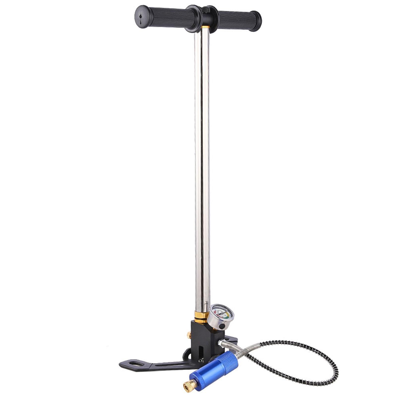 Respirator-Oxygen-Cylinder-Tank-Manual-High-Pressure-Air-Pump-Diving-Equipment thumbnail 18