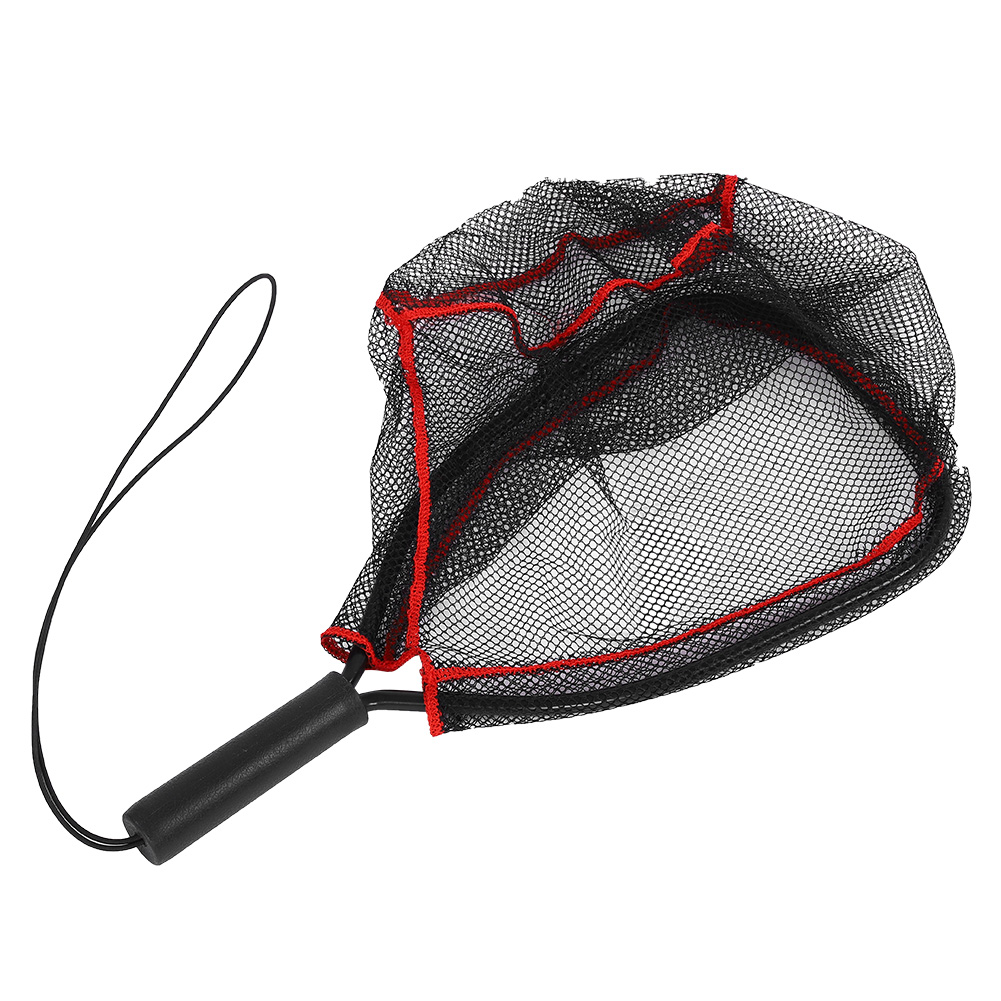 Foldable-Fishing-Net-Aluminum-Alloy-Fly-Fishing-Landing-Net-Large-Mesh-Hand-Dip thumbnail 14