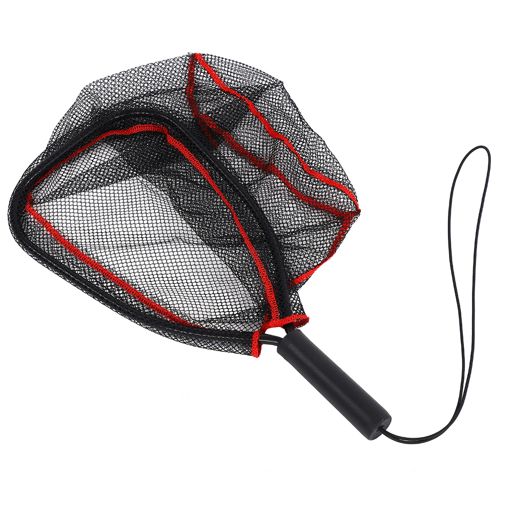 Foldable-Fishing-Net-Aluminum-Alloy-Fly-Fishing-Landing-Net-Large-Mesh-Hand-Dip thumbnail 15
