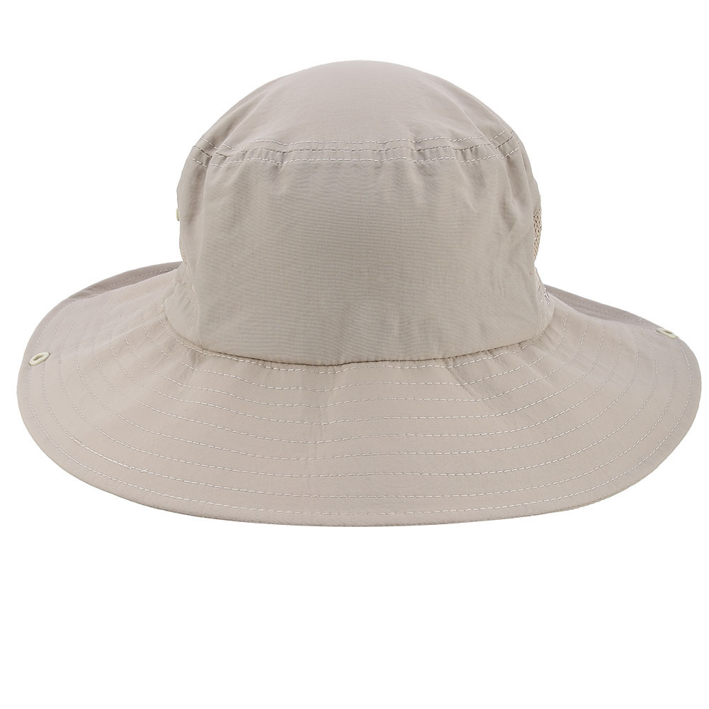 a499190a Hunting Climbing Fishing Outdoor Cap Wide Brim Military Sun Hat for ...