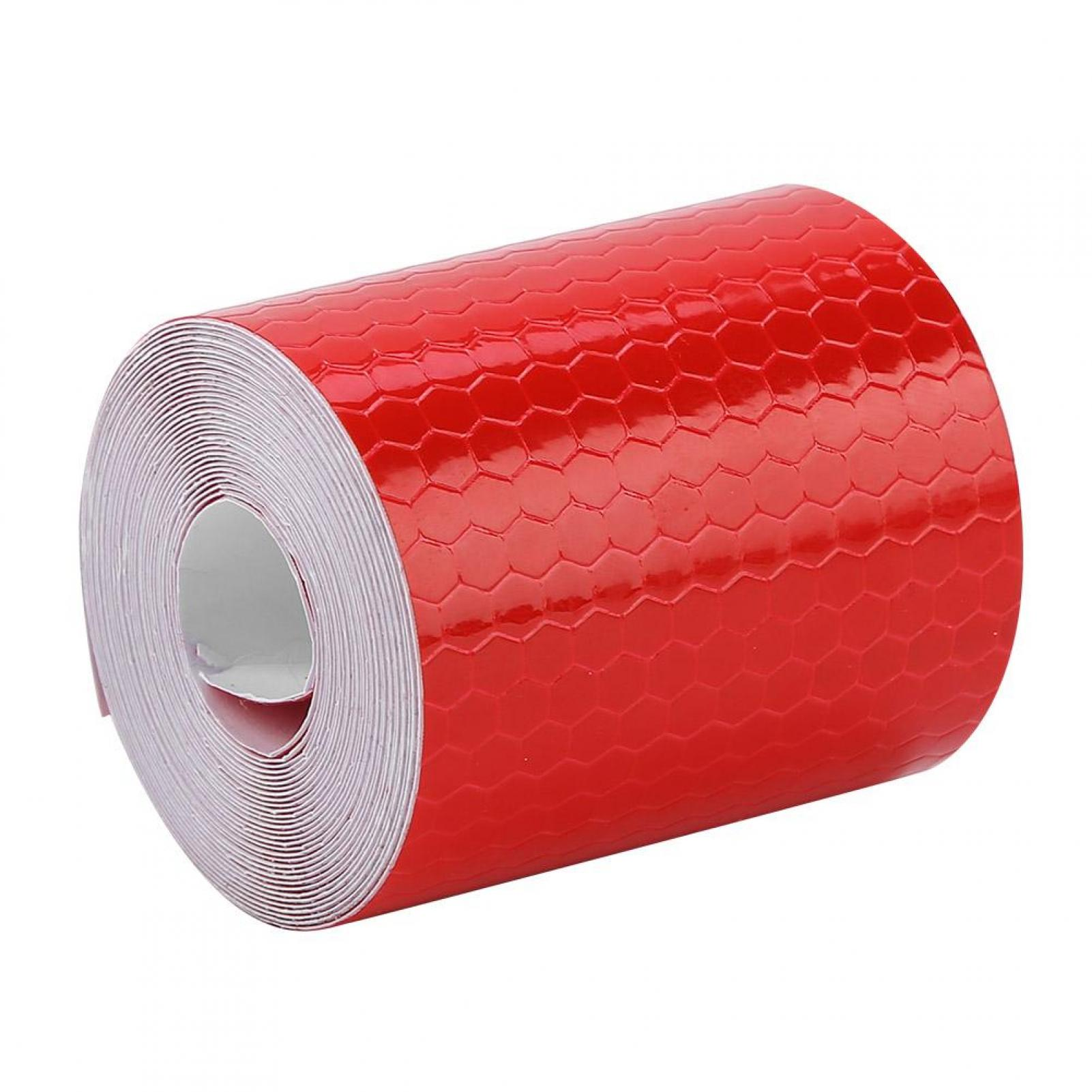 5cm x 3m Safety Adhesive Reflective Tape Roll Sticker For ...