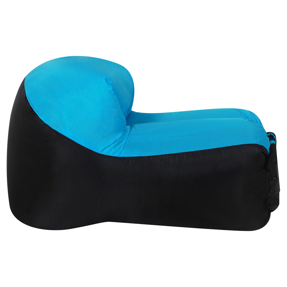 Air Sleeping Bag Lazy Chair Inflatable Lounge Airbeds