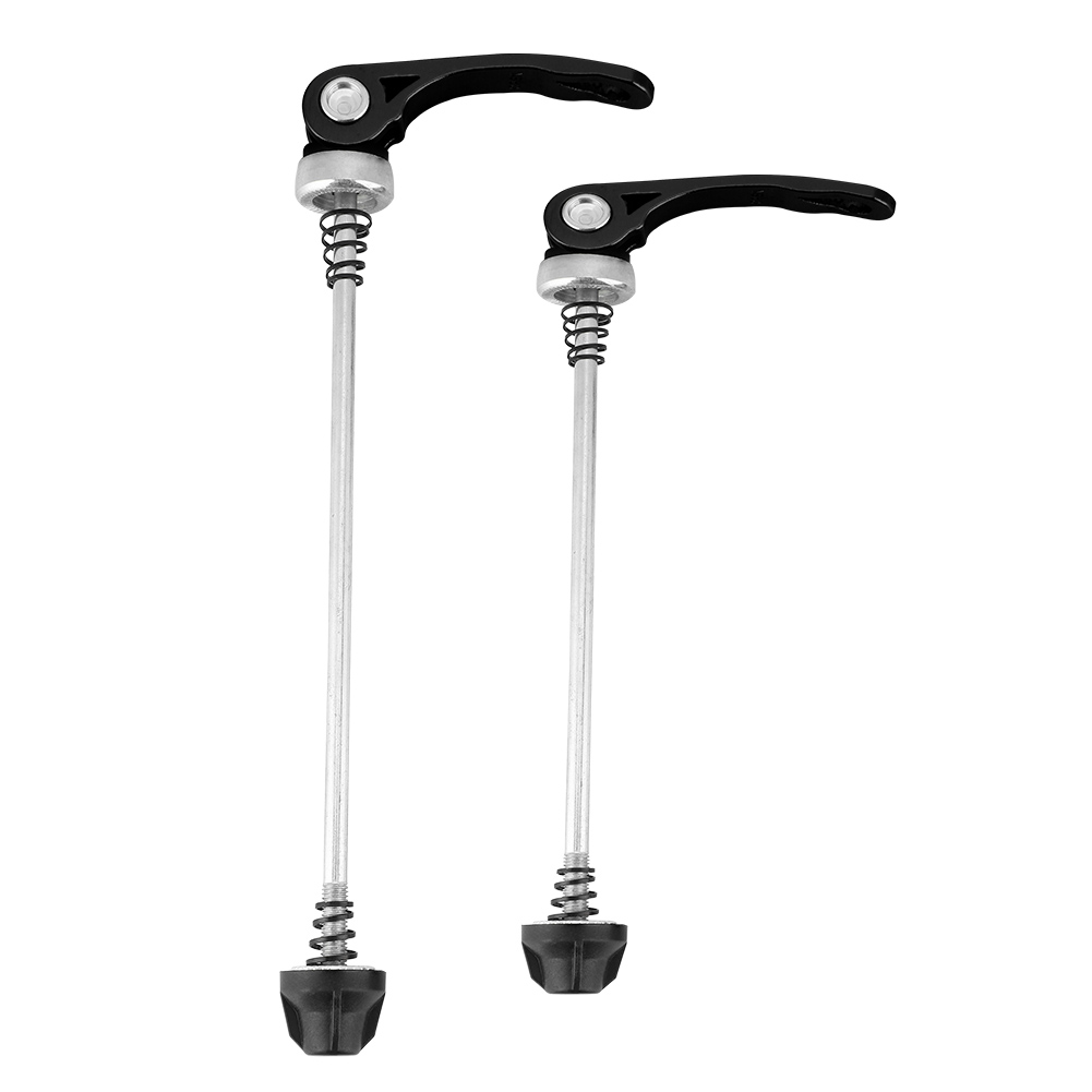 Mountain-Bike-Skewers-Road-Bicycle-Quick-Release-Front-Rear-Axle-Skewer-Sets thumbnail 14