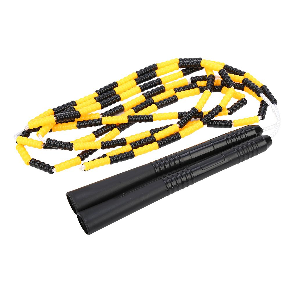 Ergonomic-Beaded-Segmented-Jump-Rope-Adults-Children-Sports-Exercise-Skipping thumbnail 9