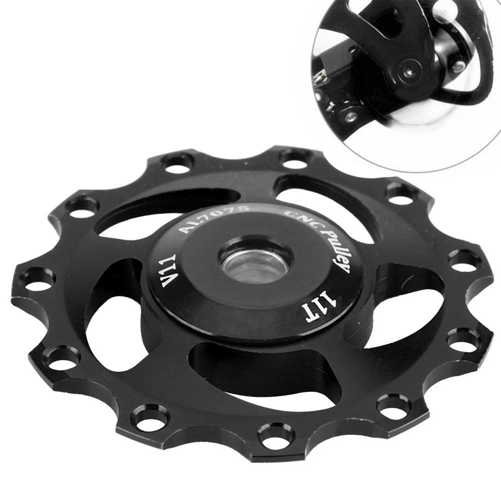 11-12-13T-14T-Mountain-Bike-Bicycle-Bearing-Jockey-Wheel-Rear-Derailleur-Pulleys thumbnail 35