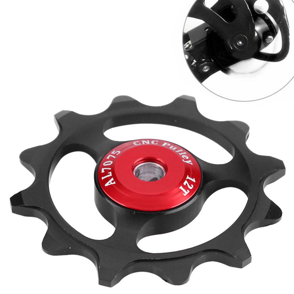 11-12-13T-14T-Mountain-Bike-Bicycle-Bearing-Jockey-Wheel-Rear-Derailleur-Pulleys thumbnail 20
